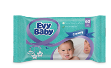 Evy Baby Wet Wipes
